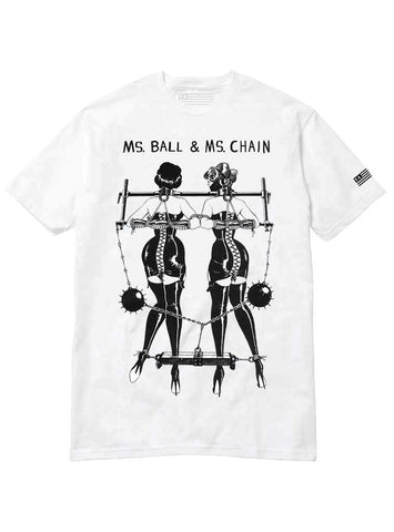 MS. BALL & MS. CHAIN - THESE AMERICANS