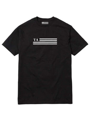 T.A. BOX LOGO TEE - THESE AMERICANS