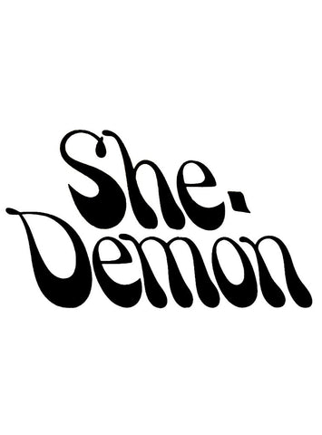 SHE-DEMON - THESE AMERICANS