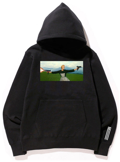 THE SOUND OF UZIS HOODIE