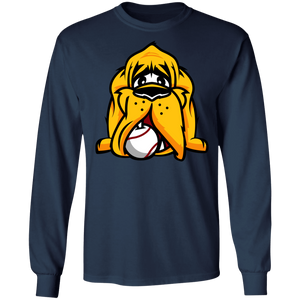 Hounds Special Cooperstown Logo LS Tee