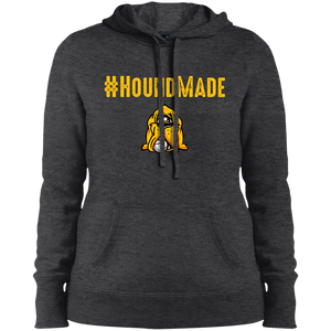 #HoundMade Performance Ladies' Pullover Hooded Sweatshirt