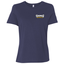 Load image into Gallery viewer, Hounds Illinois Home Ladies' Relaxed Jersey Short-Sleeve T-Shirt