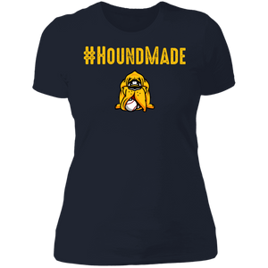Houndmade Ladies' Boyfriend T-Shirt