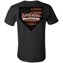 Load image into Gallery viewer, Barnwood Home Unisex Jersey SS T-Shirt - Coop Collection