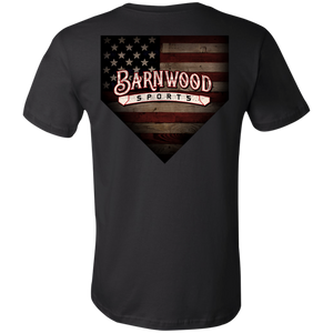 Barnwood Home Unisex Jersey SS T-Shirt - Coop Collection
