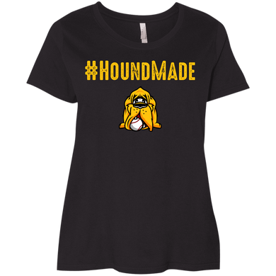 Houndmade Ladies' Curvy T-Shirt