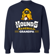 Load image into Gallery viewer, Hounds Grandpa Cooperstown Special Crewneck Pullover Sweatshirt