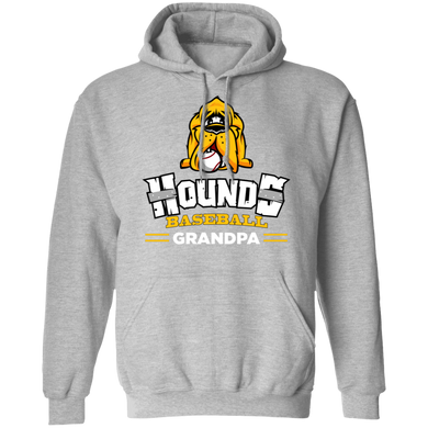 Hounds Grandpa Pullover Hoodie
