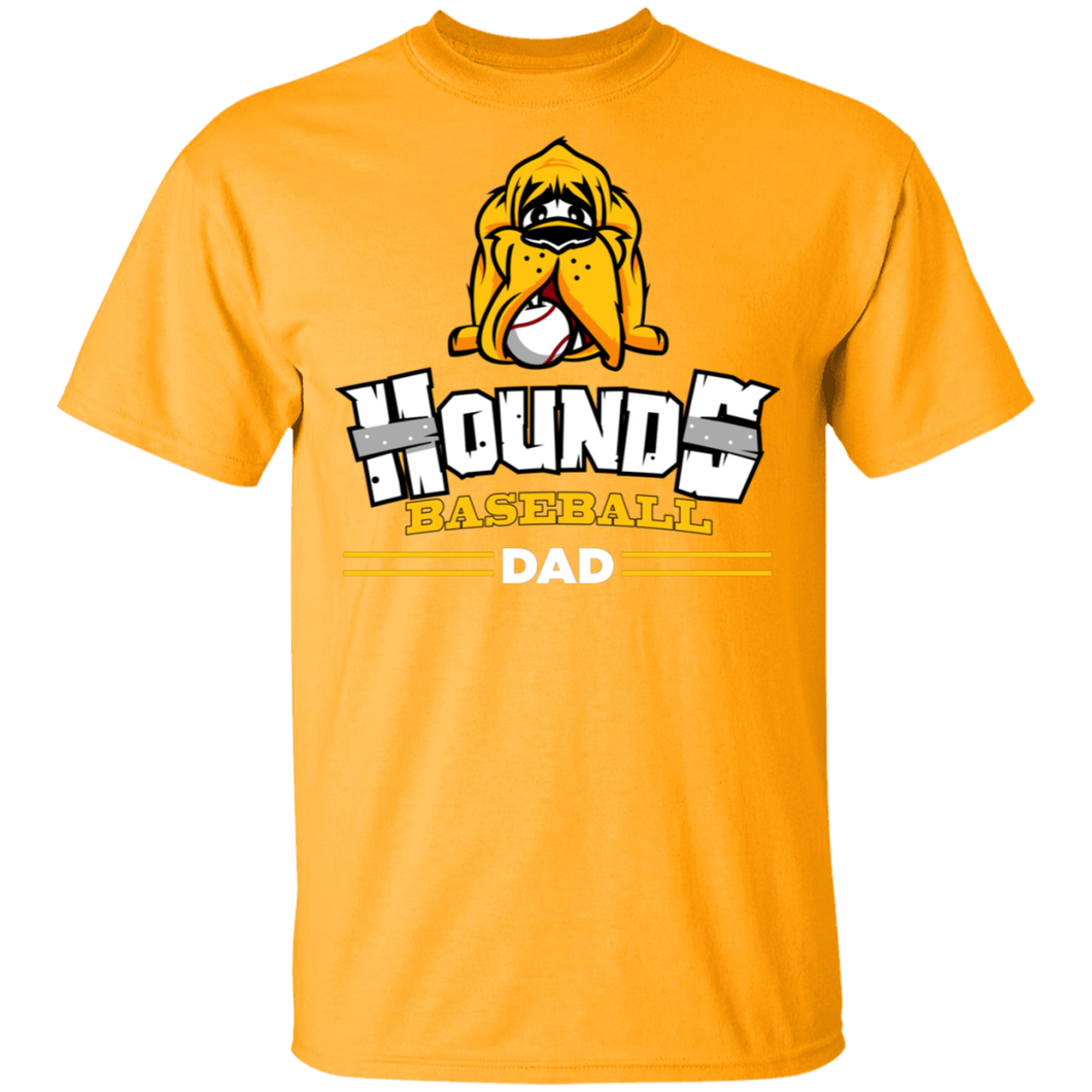 Hounds Dad Adult SS Cooperstown Special