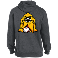Load image into Gallery viewer, Hounds Baseball/ Hound Head Performance Hoodie