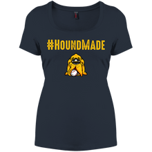 Load image into Gallery viewer, Houndmade Women's Perfect Scoop Neck Tee