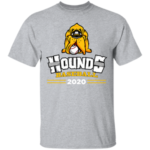 Hounds 2020 SS Cooperstown Special Tee