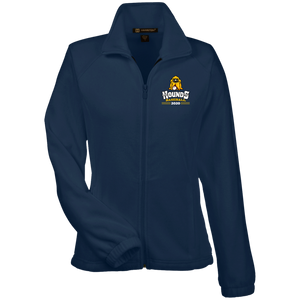 Hounds Baseball 2020 Women's Fleece Jacket