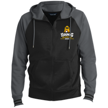 Load image into Gallery viewer, Hounds Baseball 2020 Men's Sport-Wick® Full-Zip Hooded Jacket