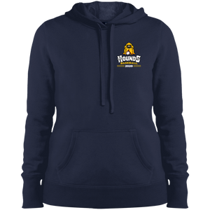 Hounds Baseball 2020 Two Sided Ladies' Performance Pullover Hooded Sweatshirt