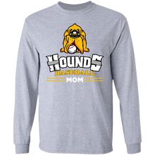 Load image into Gallery viewer, Hounds Mom Cooperstown Special LS Tee