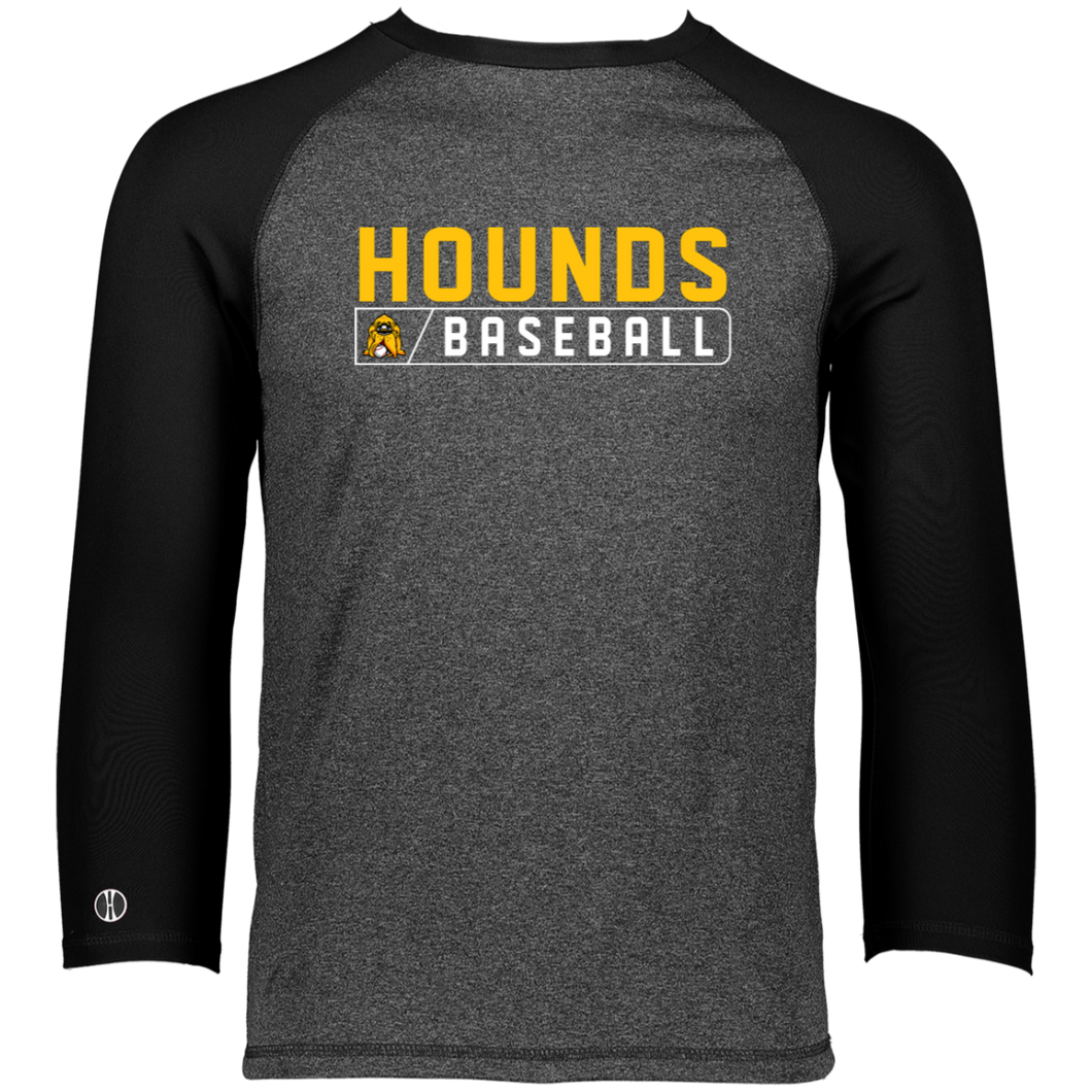 Hounds Bar Logo Performance Men's Typhoon T-Shirt