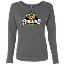 Load image into Gallery viewer, Hounds Full Logo Ladies' French Terry Scoop