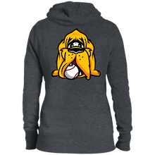 Load image into Gallery viewer, Hounds Baseball 2020 Two Sided Ladies' Performance Pullover Hooded Sweatshirt