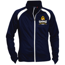 Load image into Gallery viewer, Hounds Baseball 2020 Ladies' Raglan Sleeve Warmup Jacket