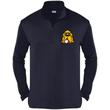 Load image into Gallery viewer, Hound Head Performance Competitor 1/4-Zip Pullover