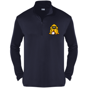 Hound Head Performance Competitor 1/4-Zip Pullover