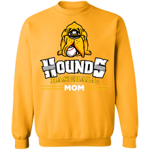 Load image into Gallery viewer, Hounds Mom  Crewneck Pullover Sweatshirt