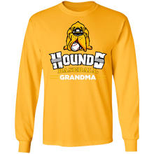 Load image into Gallery viewer, Hounds Grandma LS Cooperstown Special Tee