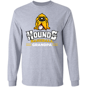 Hounds Grandpa Cooperstown Special LS Tee