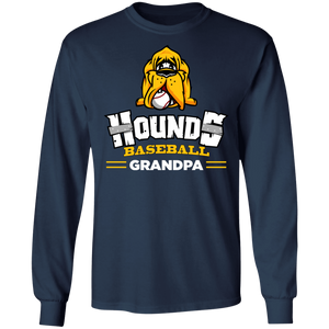 Hounds Grandpa LS Ultra Cotton T-Shirt