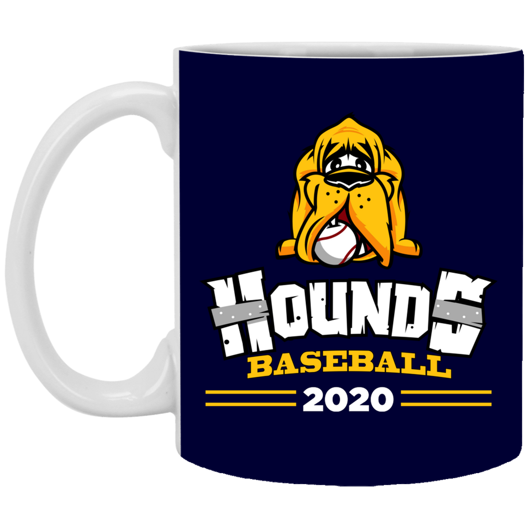 Hounds 2020 Baseball Coffee Mug