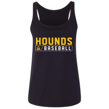 Load image into Gallery viewer, Hound Bar Logo Ladies' Relaxed Jersey Tank