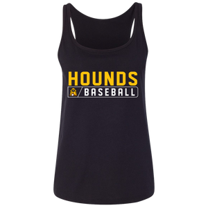 Hound Bar Logo Ladies' Relaxed Jersey Tank