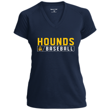 Load image into Gallery viewer, Hounds Bar Logo Ladies' Performance T-Shirt