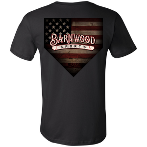 Barnwood Home  Youth Jersey SS Tee - Coop Collection