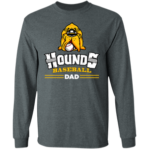 Hounds Dad Cooperstown Special LS Tee