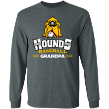 Load image into Gallery viewer, Hounds Grandpa Cooperstown Special LS Tee