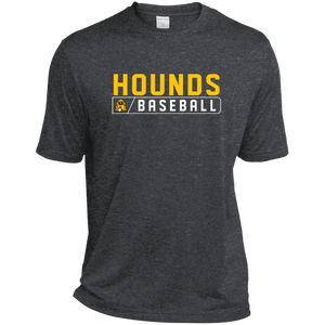 Hound Bar Logo Mens Dri-Fit Moisture-Wicking T-Shirt