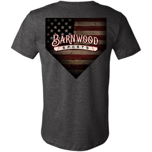 Barnwood Hound Youth Jersey Short Sleeve T-Shirt