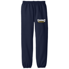 Load image into Gallery viewer, Hounds Baseball WM Youth Fleece Pants