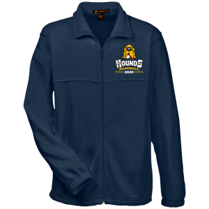 Hounds Baseball 2020 Fleece Full-Zip