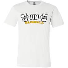 Load image into Gallery viewer, Hounds Baseball WM Youth Jersey Short Sleeve T-Shirt