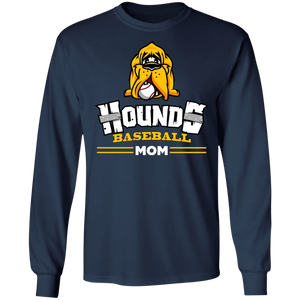 Hounds Mom Cooperstown Special LS Tee