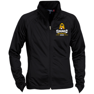 Hounds Baseball 2020 Ladies' Raglan Sleeve Warmup Jacket