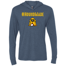 Load image into Gallery viewer, Houndmade Triblend LS Hooded T-Shirt