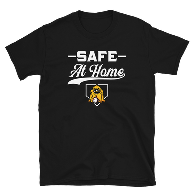 Safe At Home Hounds Short-Sleeve Unisex T-Shirt