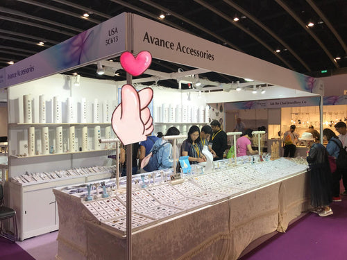 Avance at the Hong Kong Trade Show