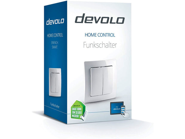 devolo - Home Control - Funkschalter