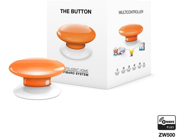 Fibaro The Button - Smarter Funkschalter